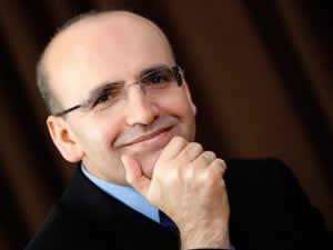 Maliye Bakanı Mehmet Şimşek baba oldu