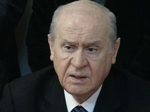 """Devlet Bahçeli: """"MHP'nin karşıtı, PKK'dır"""""""