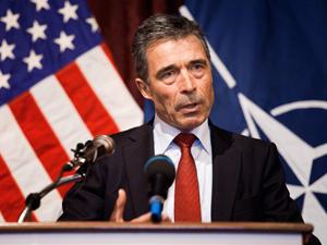 Rasmussen, İran ile ilişkileri yorumladı