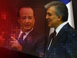"""François Hollande, """"İftira Yasası"""" hakkında konuştu"""