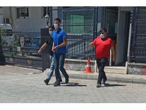 Bafra'da silahlı kavga şüphelisine adli kontrol
