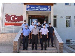Başkan Bozkurt'tan kamu kurumlarına ve mahallelere bayram ziyareti