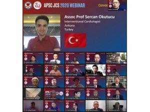 Japonya'dan Türk doktora başarı ödülü
