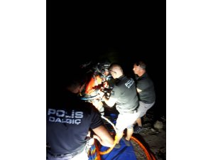 Balık tutmak isterken gölette boğuldu