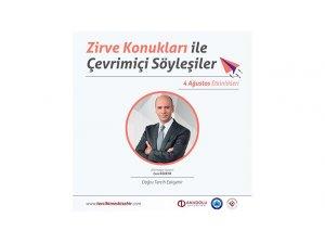 """Cem Öğretir: """"Eskişehir, öğrenciler için mükemmele yakın bir şehir"""""""