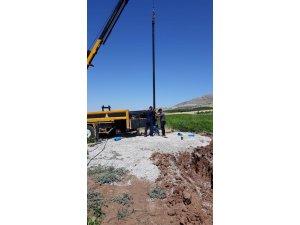 Yeşilyurt'ta AR-GE sahasının alt yapısı güçlendiriliyor