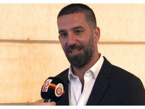 """Arda Turan: """"Galatasaray'ın evladı Arda'yı herkese göstereceğim"""""""