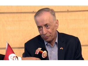 """Mustafa Cengiz: """"Arda Turan yuvasına geri dönüş imzası attı"""""""