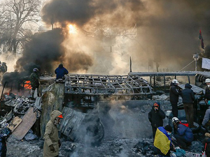 Ukrayna'da şartlı genel af