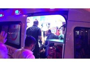 Ataşehir'de korkutan patlama: 12 kişi tahliye edildi