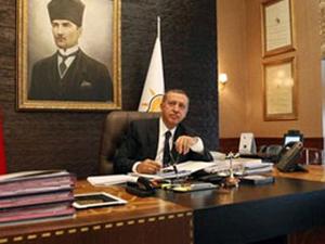 Erdoğan'ın odasına sensör