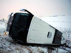 Sivas'taki otobüs kazasında flaş gelişme