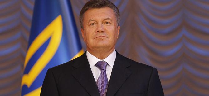 Ukrayna Cumhurbaşkanı Yanukoviç yatağa düştü