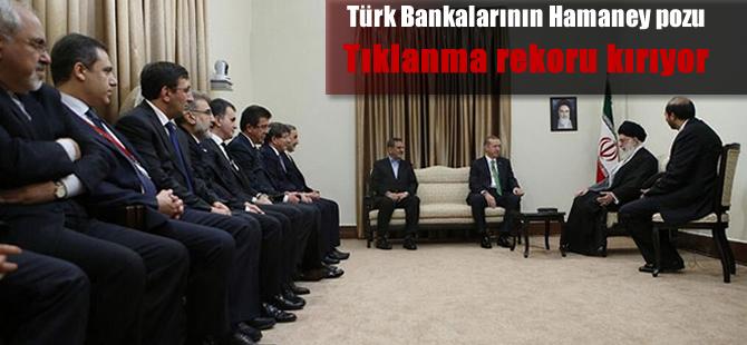Türk bakanların Hamaney karşısında ki duruşunu