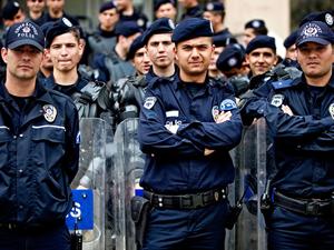500 Polisin Görev Yeri Değişti
