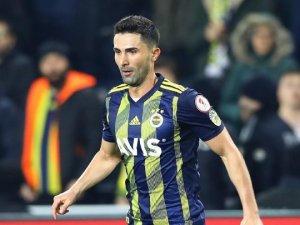 Hasan Ali Kaldırım, Fenerbahçe'den ayrıldığını açıkladı