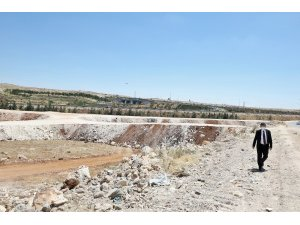 Şehitkamil'de yeni üretim sahası oluşturuluyor