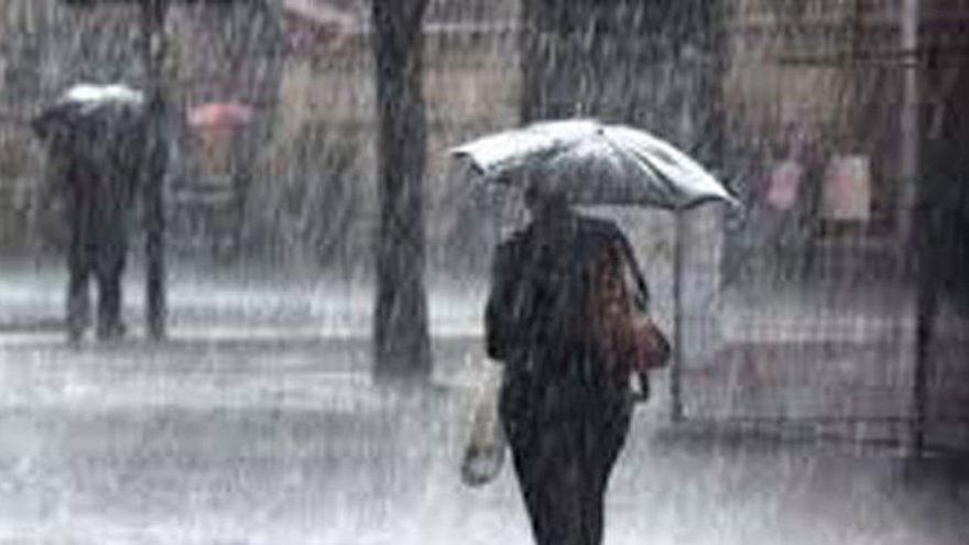 Meteoroloji'den birçok ile kuvvetli yağış ve fırtına uyarısı!