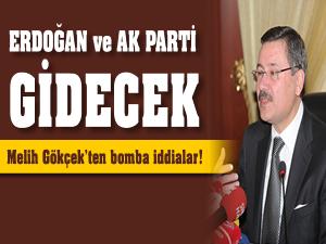 Melih Gökçk'ten AKP yorumu