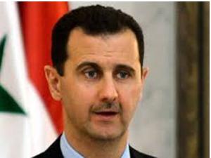 Beşar Esad: Suriye'de ordu üstünlüğü sağladı