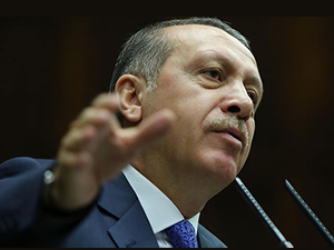 Şeçim toplantısı Recep Tayip Erdoğan'ın Başkanlığında olucak