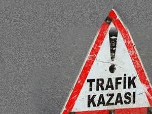 Malazgirt ilçesinde otobüs kazası
