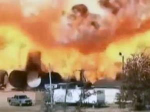 Feci patlama: 3 Rus askeri öldü!
