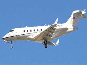 12 milyon dolar'lık uçak artık halkın