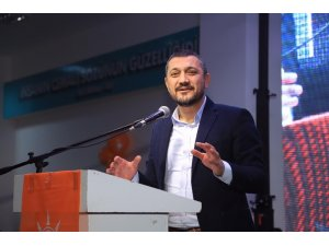 "AK Parti Nevşehir Milletvekili Açıkgöz: ""Terör sevici CHP'"