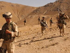 Afganistan'da Taliban'a yönelik operasyonlar