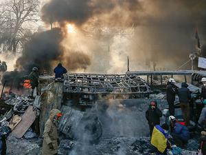 Ukrayna'da Patatesten Bomba Yaptılar, Kendilerini Savundular