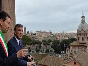 Roma'da ne bir AVM ne bir gökdelen var!