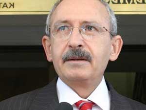 Kemal Kılıçtaroğlu'nun açıklamaları