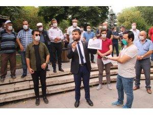 Yeniden Refah Partisi'nden CHP'li Aylin Nazlıaka'ya suç duyurusu