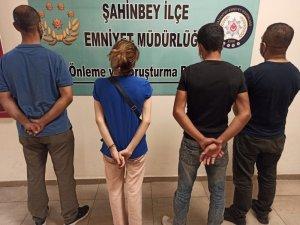 Gaziantep'te polisi uyuşturucu tacirlerine göz açtırmıyor