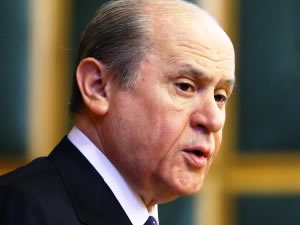 Bahçeli: Başbakan okyanus ötesine kaçacak