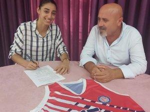 Büyükşehir Belediyesinden, Kadınlar Basketbol Takımına 4 yeni transfer