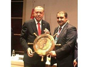 Başkan Sabırlı'dan AK Parti'nin 19. kuruluş yıl dönümü mesajı