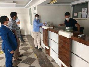 Termal tesislere yönelik Korona virüs denetimi