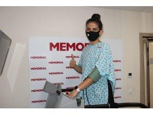 Bellona Kayseri Basketbol'un transferlerine sağlık kontrolünde tam not