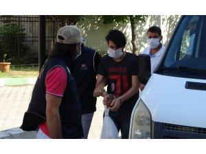 Samsun'da 2 DEAŞ şüphelisi adliyeye sevk edildi