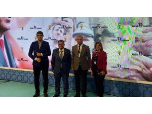 İl Başkanı Karabıyık, AK Parti'nin 19'uncu kuruluş yıl dönümünü kutlamalara katıldı