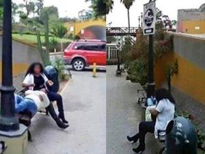 Eşini aldatan kadının Google Haritalar'da kocasına yakalanması gibi.
