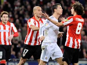 Ronaldo kendini tutamadı!