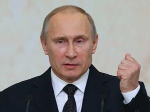 Vlademir Putin: Kendi halkını öldürmek suçtur