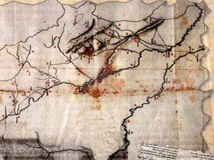 Petrol haritası gerçek çıktı