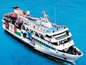 Mavi Marmara ile ilgili flaş iddia!