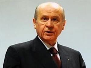 MHP Genel Başkanı Devlet Bahçeli'nin açıklamaları
