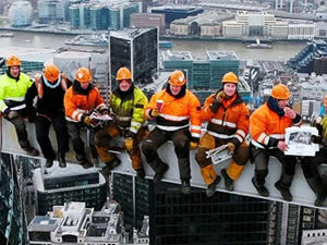 İngiltere'de inşaat sektörü büyüyor