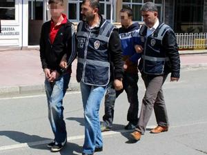 Beyoğlu'nda uyuşturucu baskını